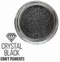 CraftPigments Crystal black Кристаллический черный 10мл