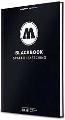 Альбом Molotow Blackbook Graffiti Sketching A4 Портрет