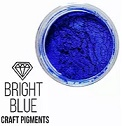 CraftPigments Bright Blue Ярко-синий 25мл